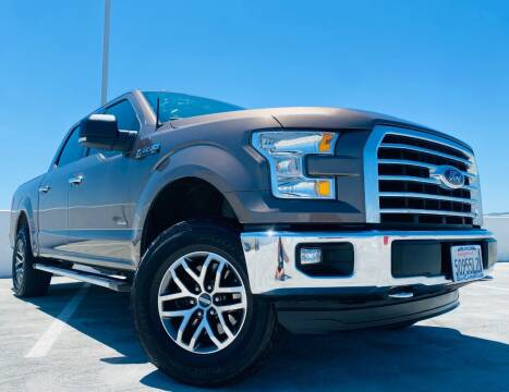 2016 Ford F-150 for sale at Bay Cars R Us in San Jose CA