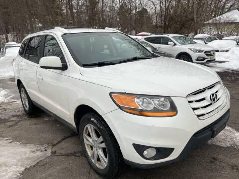 2010 Hyundai Santa Fe for sale at Dennis Public Garage in Newark NJ