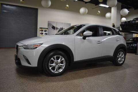 2016 Mazda CX-3 for sale at DONE DEAL MOTORS in Canton MA