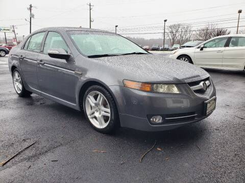 2008 Acura TL for sale at AFFORDABLE IMPORTS in New Hampton NY