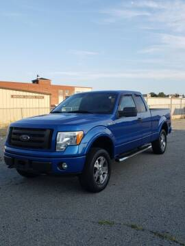 2009 Ford F-150 for sale at iDrive in New Bedford MA
