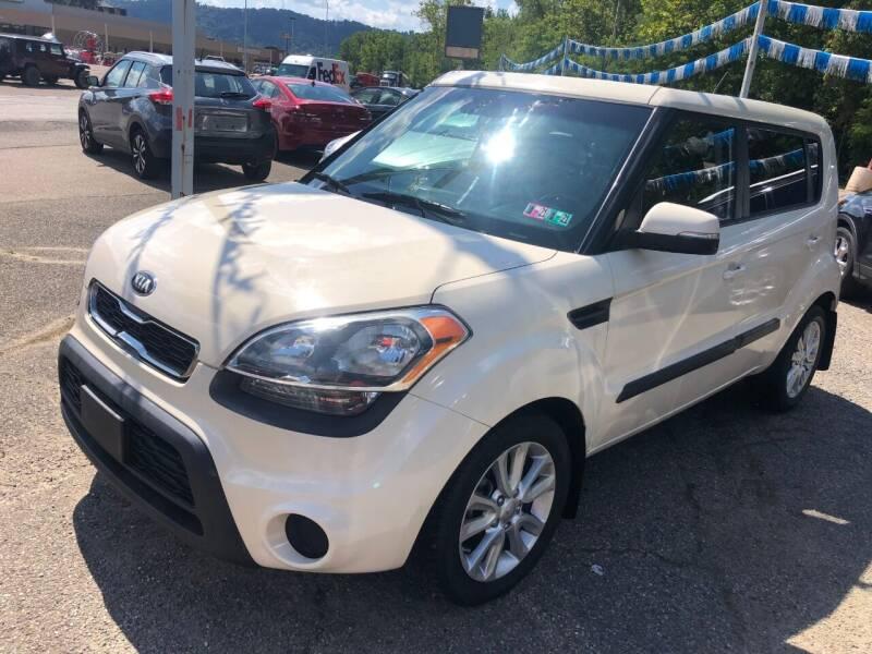 2013 Kia Soul for sale at Matt Jones Preowned Auto in Wheeling WV