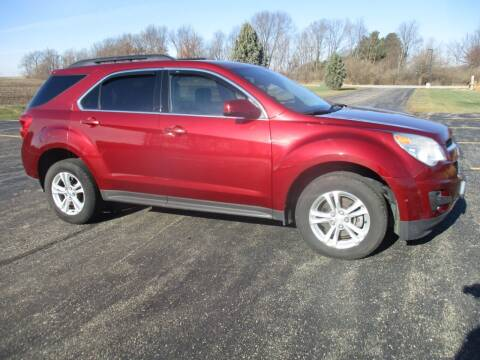 2010 Chevrolet Equinox for sale at Crossroads Used Cars Inc. in Tremont IL