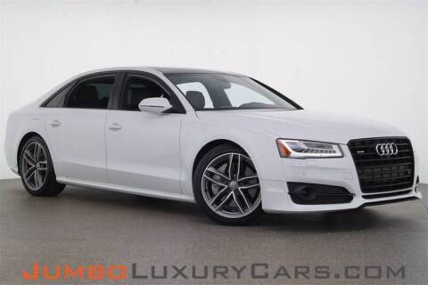 2017 Audi A8 L for sale at JumboAutoGroup.com - Jumboluxurycars.com in Hollywood FL