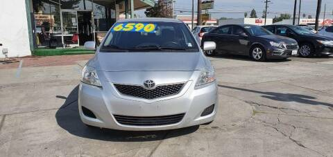 2012 Toyota Yaris for sale at Auto Land in Ontario CA