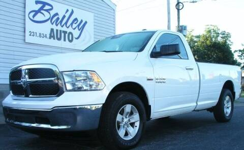 2016 RAM Ram Pickup 1500 for sale at Bailey Auto LLC in Bailey MI