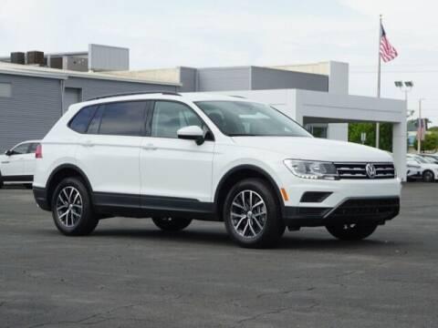 2021 Volkswagen Tiguan for sale at Bob Boast Volkswagen in Bradenton FL
