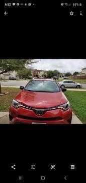 2017 Toyota RAV4 for sale at RICKY'S AUTOPLEX in San Antonio TX