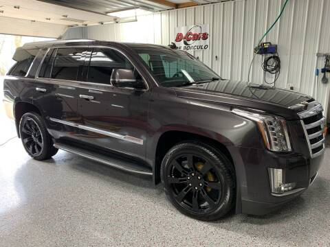 2016 Cadillac Escalade for sale at D-Cars LLC in Zeeland MI