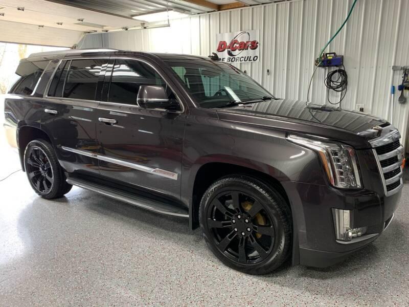2016 Cadillac Escalade for sale at D-Cars LLC in Zeeland MI