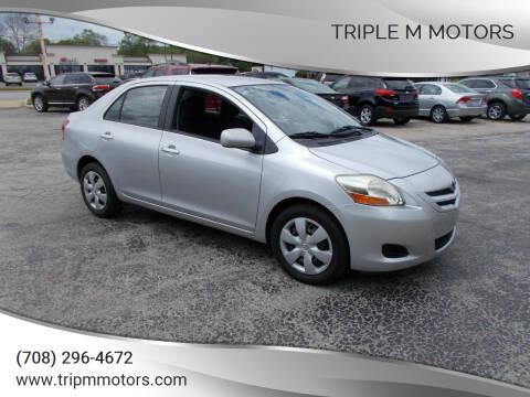 2008 Toyota Yaris for sale at Triple M Motors in Saint John IN