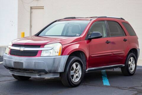 2005 Chevrolet Equinox for sale at Carland Auto Sales INC. in Portsmouth VA