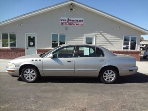 2005 Buick Park Avenue for sale at GIBB'S 10 SALES LLC in New York Mills MN