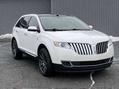 2012 Lincoln MKX for sale at Bankruptcy Auto Loans Now - powered by Semaj in Brighton MI