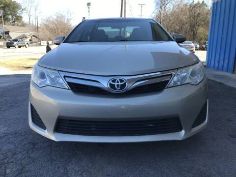2014 Toyota Camry for sale at USA 1 of Dalton in Dalton GA