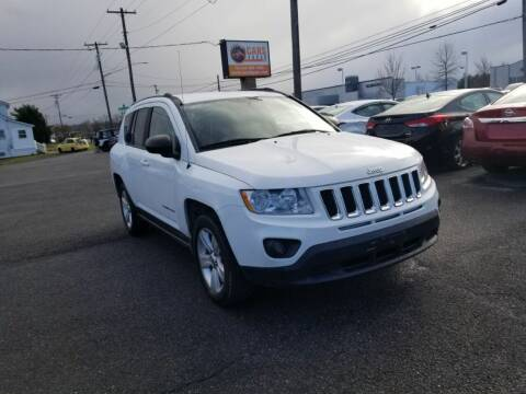 2012 Jeep Compass for sale at Cars 4 Grab in Winchester VA