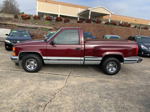 1995 Chevrolet C/K 1500 Series for sale at State Line Motors in Bristol VA