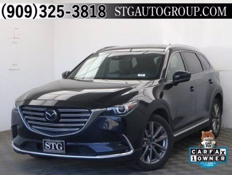 2020 Mazda CX-9 for sale at STG Auto Group in Montclair CA