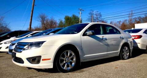 2012 Ford Fusion for sale at Top Line Import of Methuen in Methuen MA