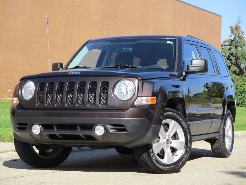 2014 Jeep Patriot for sale at Autohaus in Royal Oak MI