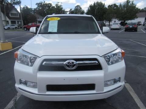 2013 Toyota 4Runner for sale at Maluda Auto Sales in Valdosta GA