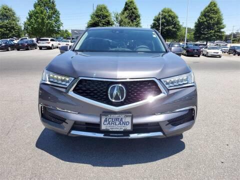 2017 Acura MDX for sale at Southern Auto Solutions - Acura Carland in Marietta GA