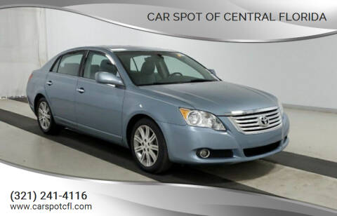 2010 Toyota Avalon for sale at Car Spot Of Central Florida in Melbourne FL