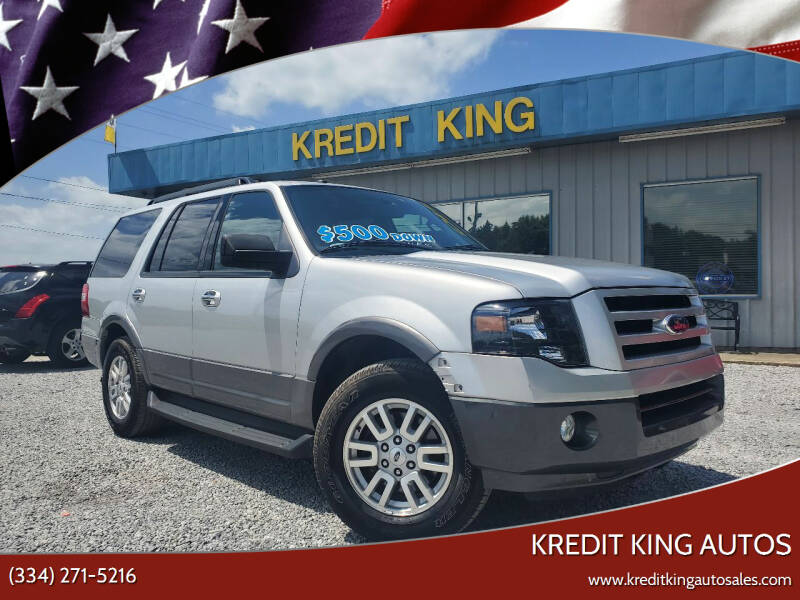 2012 Ford Expedition for sale at Kredit King Autos in Montgomery AL