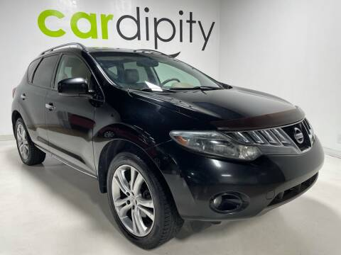 2009 Nissan Murano for sale at Cardipity in Dallas TX