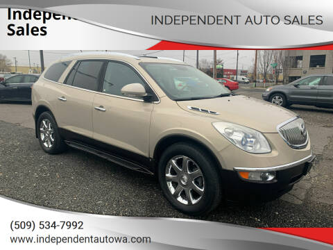 2008 Buick Enclave for sale at Independent Auto Sales in Spokane Valley WA