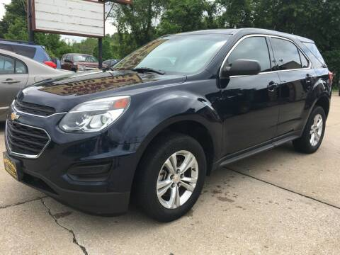 2017 Chevrolet Equinox for sale at Town and Country Auto Sales in Jefferson City MO