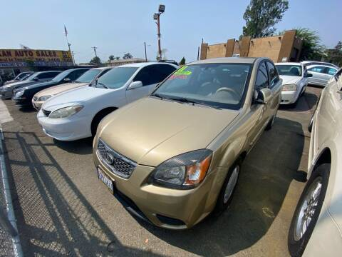 2011 Kia Rio for sale at Paykan Auto Sales Inc in San Diego CA