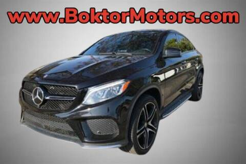 2016 Mercedes-Benz GLE for sale at Boktor Motors in North Hollywood CA