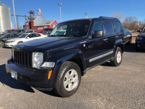 2011 Jeep Liberty for sale at WINDOM AUTO OUTLET LLC in Windom MN
