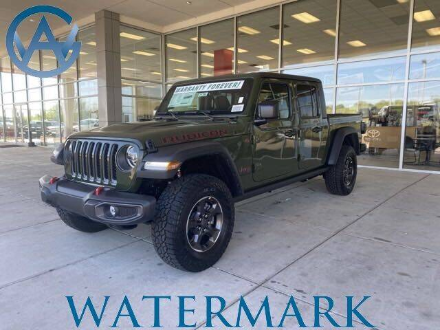 2021 Jeep Gladiator for sale in Madisonville, KY