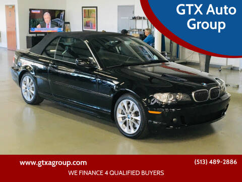 2005 BMW 3 Series for sale at GTX Auto Group in West Chester OH
