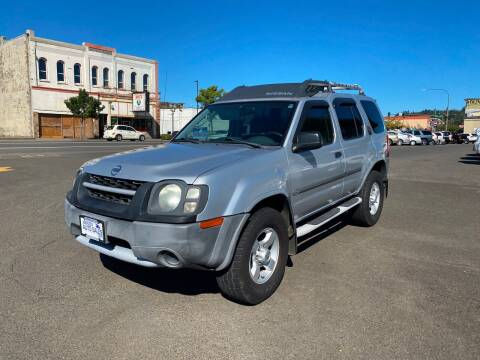 2004 Nissan Xterra for sale at Aberdeen Auto Sales in Aberdeen WA