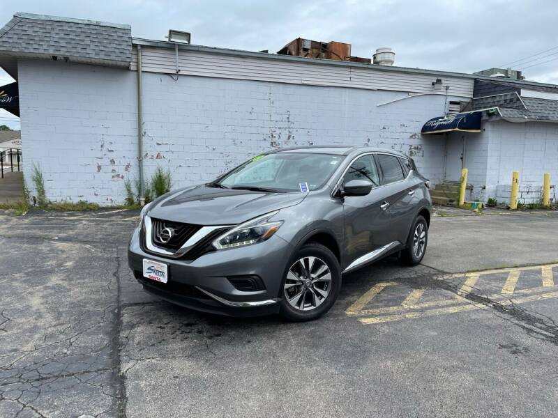 2018 Nissan Murano for sale at Santa Motors Inc in Rochester NY
