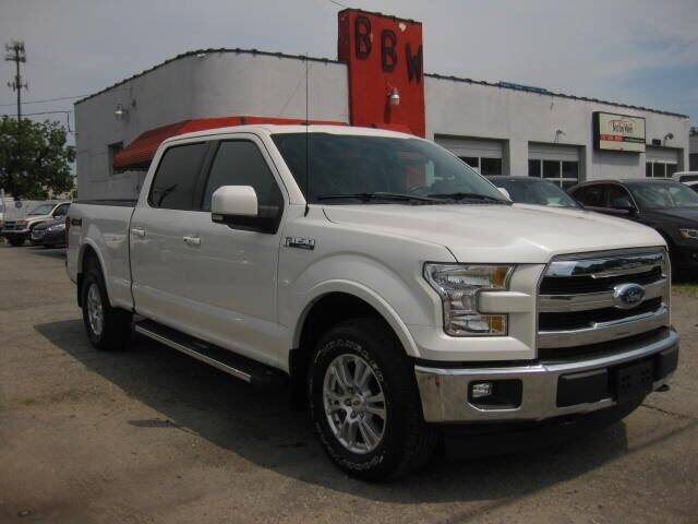 2017 Ford F-150 for sale at Best Buy Wheels in Virginia Beach VA