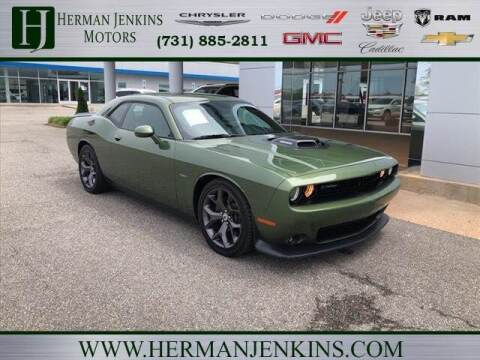 2019 Dodge Challenger for sale at Herman Jenkins Used Cars in Union City TN