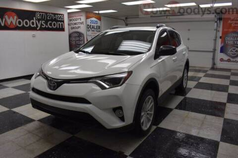 2018 Toyota RAV4 for sale at WOODY'S AUTOMOTIVE GROUP in Chillicothe MO