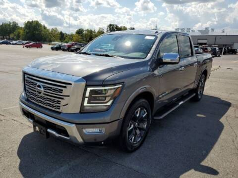 2021 Nissan Titan for sale at Adams Auto Group Inc. in Charlotte NC