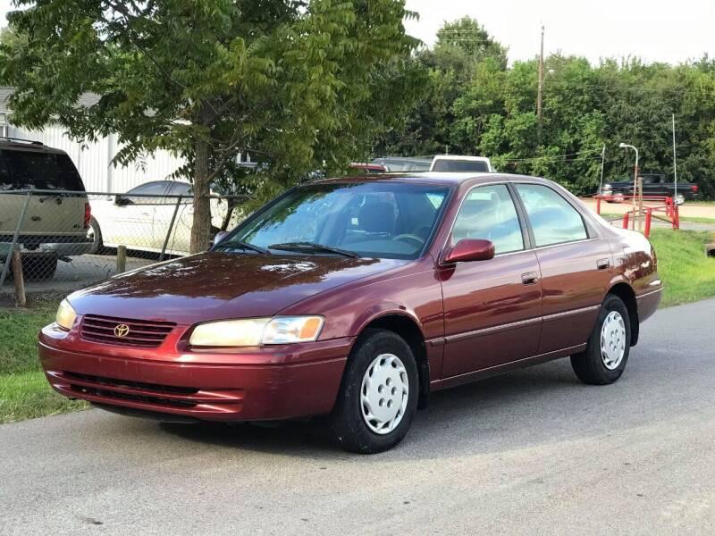 1999 Toyota Camry for sale at Loco Motors in La Porte TX