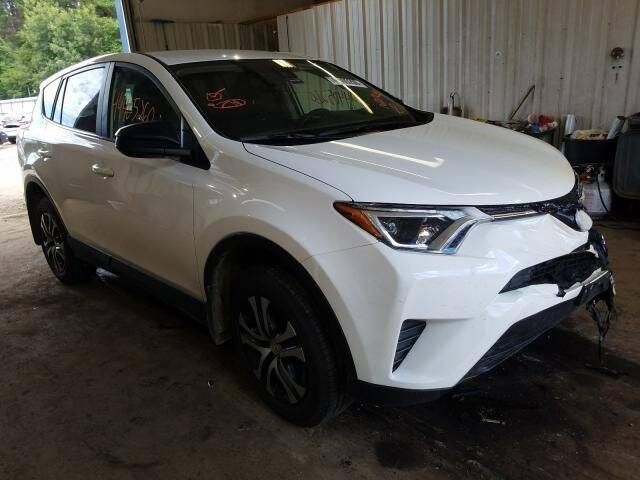2018 Toyota RAV4 for sale at MIKE'S AUTO in Orange NJ