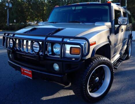 2003 HUMMER H2 for sale at CarNova in Stafford VA