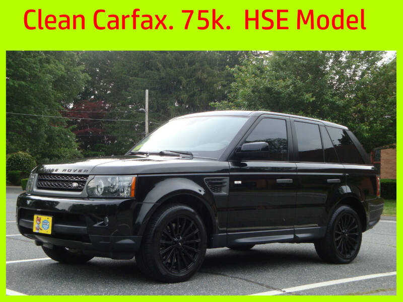 2011 Land Rover Range Rover Sport for sale in Ashland, MA