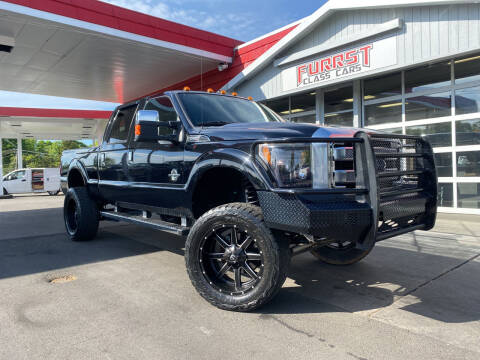 2016 Ford F-250 Super Duty for sale at Furrst Class Cars LLC  - Independence Blvd. in Charlotte NC