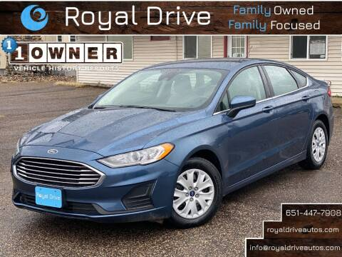 2019 Ford Fusion for sale at Royal Drive in Newport MN