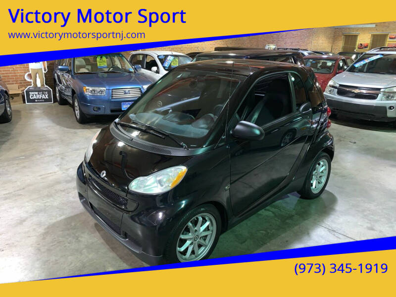 2009 Smart fortwo for sale in Paterson, NJ