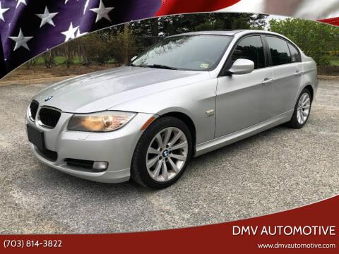 2011 BMW 3 Series for sale at DMV Automotive in Falls Church VA